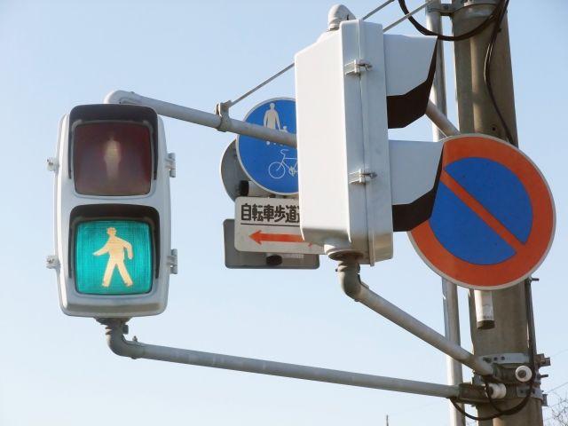 パッパ「あと3秒で信号が青になるぞ…ほら!」 ぼく(5)「パッパすげーーーー!」