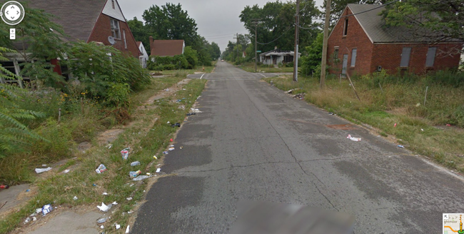 Detroit   Google マップ