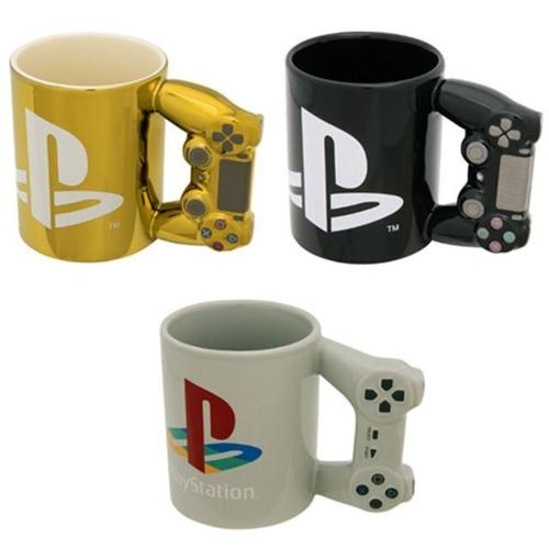 【朗報】PlayStation仕様のマグカップが発売される
