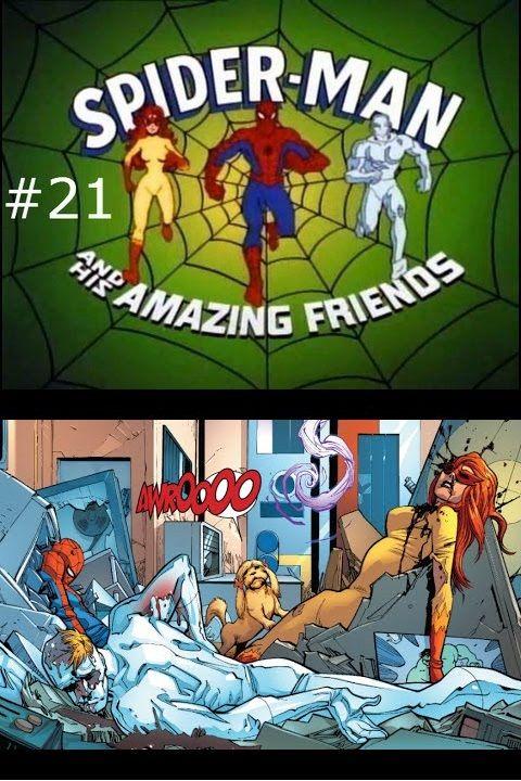 スパイダーマン&アメイジング・フレンズ