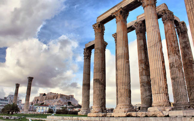 The_Temple_of_Olympian_Zeus