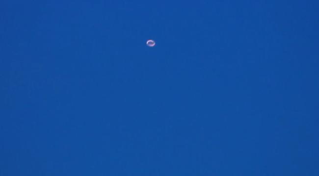 【悲報】 仙台の謎の気球、アメリカでも目撃される