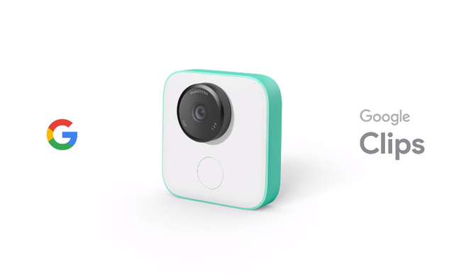 Google Clips   A new way to capture and save moments   YouTube