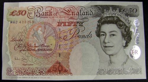 english fifty pound note
