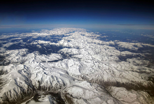 the-pyrenees-mountain-range-from-above-aerial-airplane-view