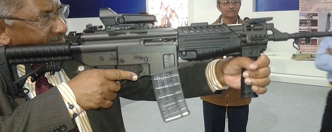 DRDO_MC_Rifle