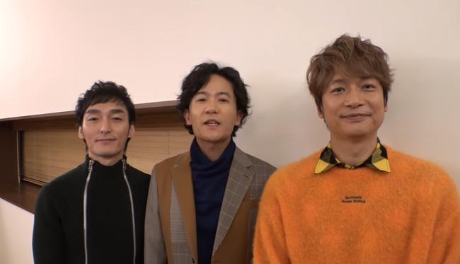 【朗報】 元SMAPの3人、うっかり脱退前より稼いでしまう