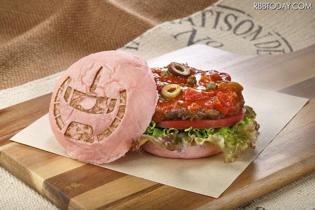 シャア専用はトマト、量産型ザクはアボカド!? ガンダムのバーガー専門店が東京駅に