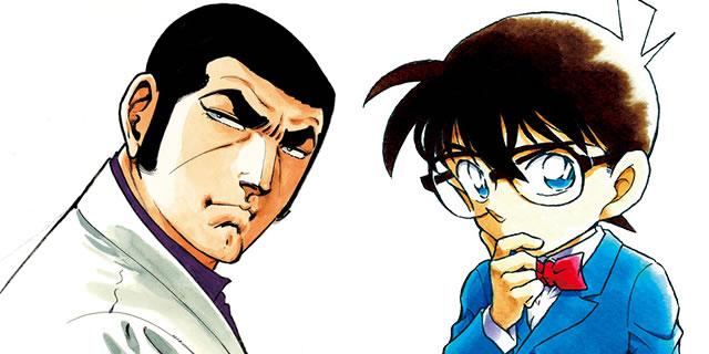 ゴルゴ13「用件を聞こうか……」 コナン「毛利小五郎を狙撃してくれ!」