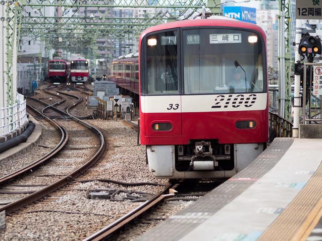 【悲報】 ワイ、羽田空港から京急で都心を目指すも謎の田舎で降ろされる