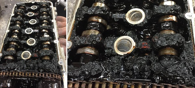 [驚愕] エンジンオイル1度も交換しないで13万㎞走った結果w