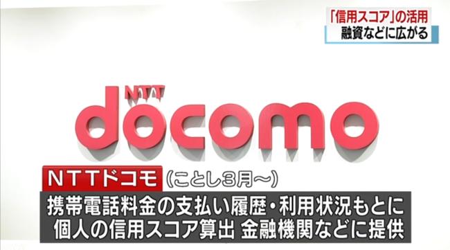 あなたの信用力は?「信用スコア」 活用広がる   NHKニュース