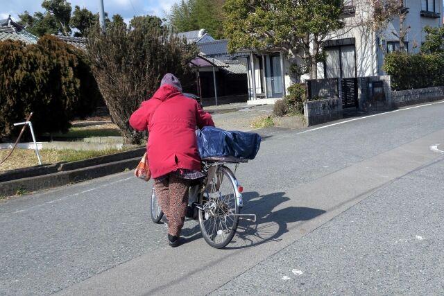 【悲報】 ババアが自転車に乗るときにまず片足漕ぎで加速する理由、未だに解明されない