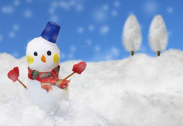 「雪だるま式に増える」っていうけどユキダルマって段々小さくならん?