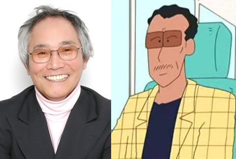 [訃報]  「クレヨンしんちゃん」の園長先生役で有名な声優の納谷六朗さん、死去 享年82