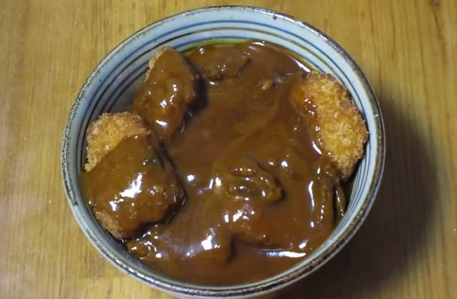 大物youtuber カツカレー炒飯作ってみた! 高画質版   YouTube