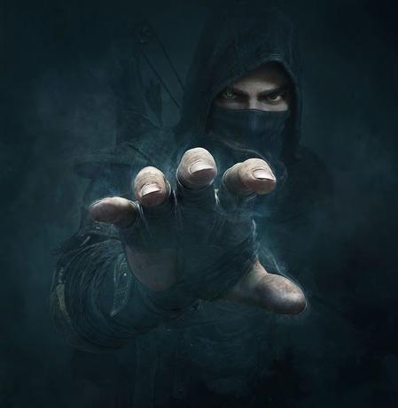 Thief - Arte 01