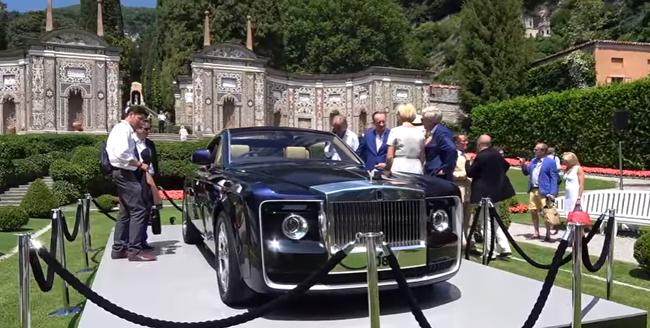 8 Million Rolls Royce Sweptail   YouTube
