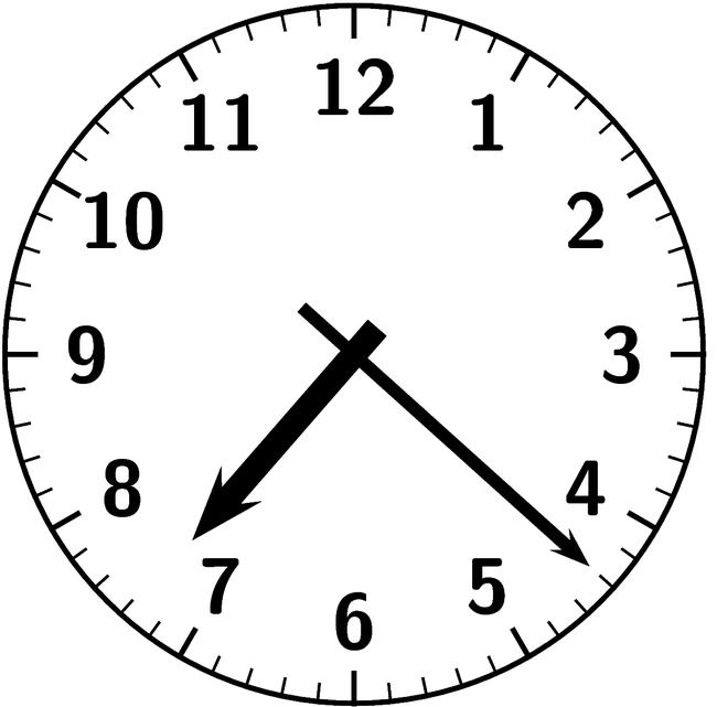 5時54分ってエロいよな
