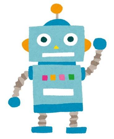 paypayドーム、ロボットたちに支配されてしまう