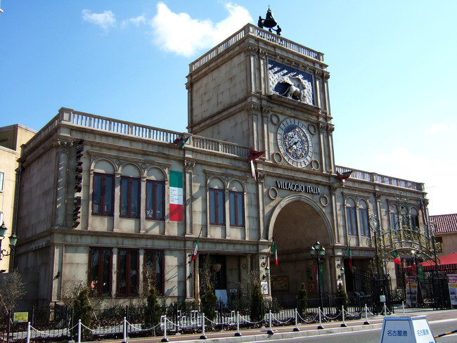 Nagoya_Port_Italian_Village_01