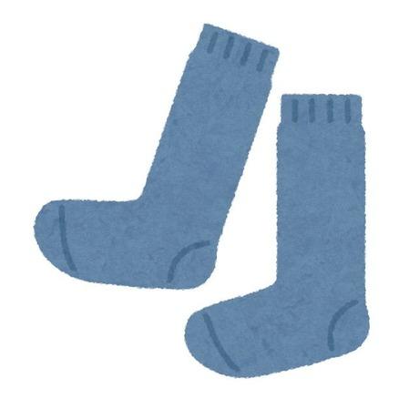 ワイ「消臭抗菌靴!抗菌蒸れない靴下!」足「ほーん」