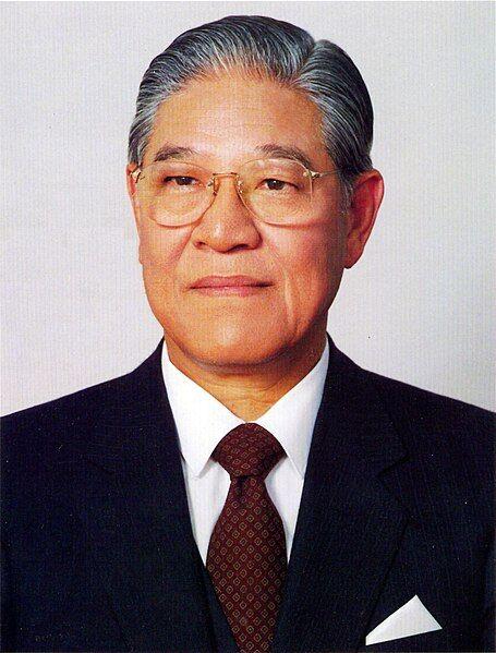 總統李登輝先生玉照_(國民大會實錄)