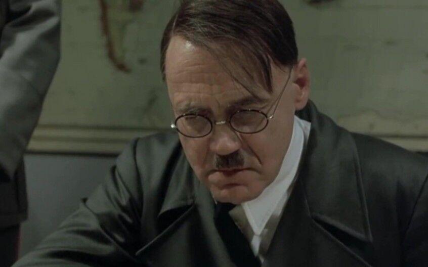 ヒトラー ミナミ の