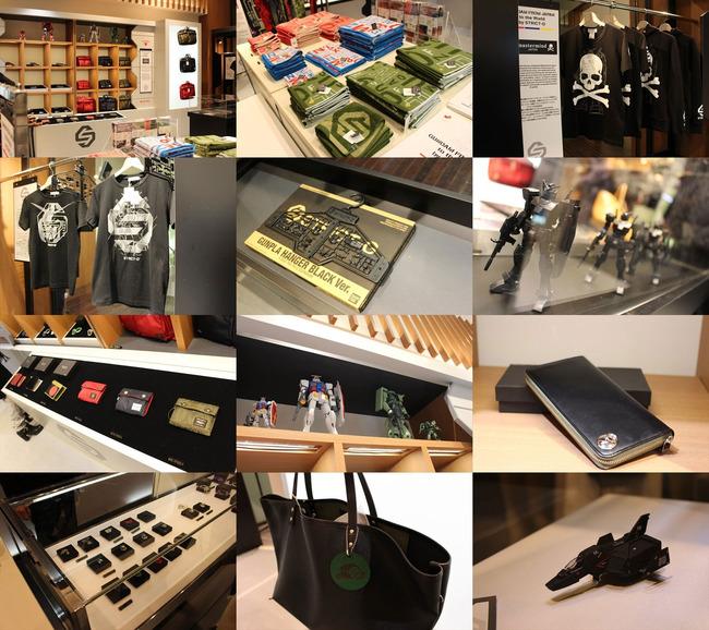 1.5mの漆黒「ガンダム」(約60万円) 伊勢丹メンズ館で販売されるも即完売!こんなの買ってどうするの?