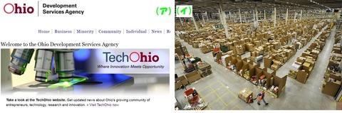 1111Amazon Distribution Centers