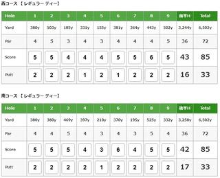 榊原ゴルフ20180501