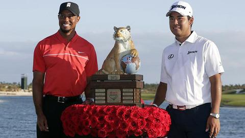 Hideki-Matsuyama-Tiger-Woods[1]