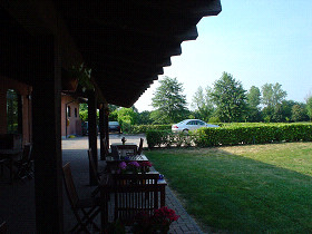 20060613 Ambrosiano Golf Club(terrace)