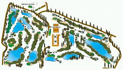 20060613 Ambrosiano Golf Club(layout)