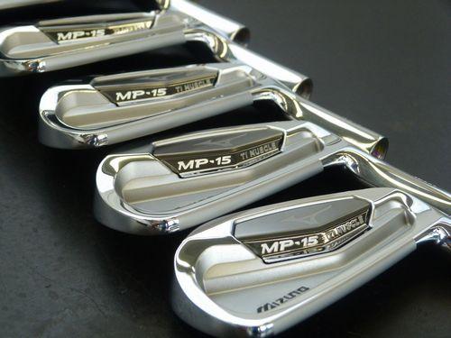 【新製品】MIZUNO MP15/MP-H5/MP-T5