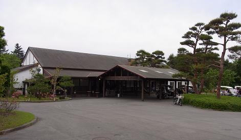 静岡ゴルフ初日@富士高原ゴルフコース