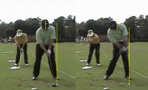 日本人ゴルファーに多いアーニーエルスの欠点とは? : K1Hスイング理論 ...