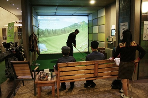 シミュレーションゴルフ歴史をたどる(ラウンド文化)