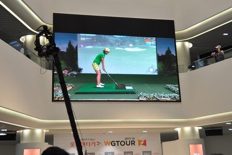 シミュレーションゴルフのプロツアー「GTOUR」とは