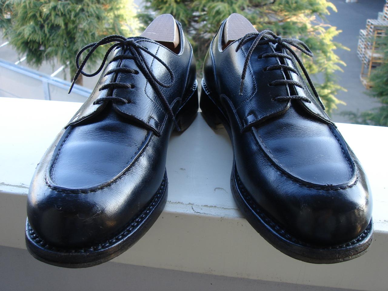 履いてこそ美しい!革靴の ...