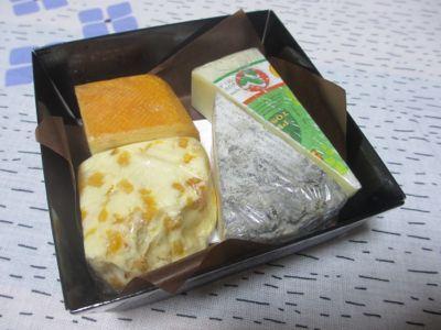 golosoのひとりごと : チーズ