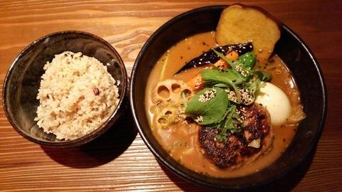 札幌スープカリー