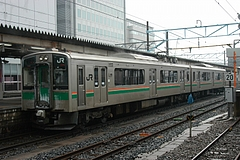 山形線701系