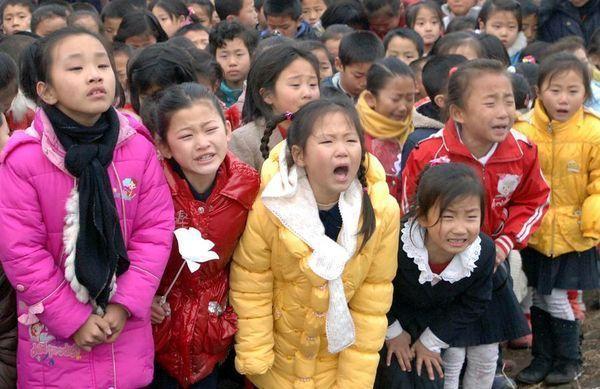 北朝鮮の泣き女
