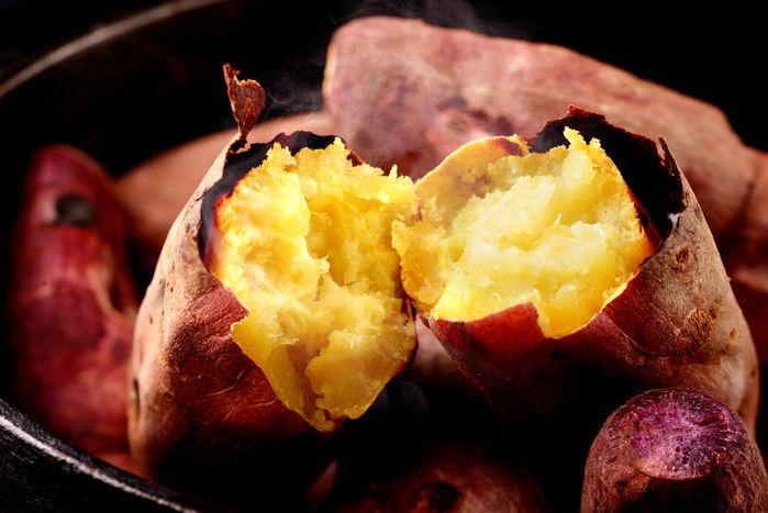 ★焼き芋は万能食だと話題に ローソン100の安納芋がいいらしい