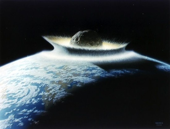 著名予言者曰く「2019年に小惑星の衝突で人類が滅びる」世にも恐ろしい滅亡絵巻が展開