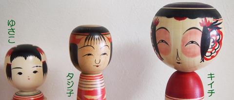 タジ子とキイチ