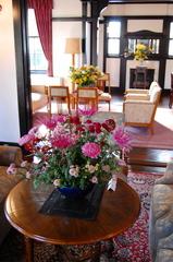 花で彩る西洋館26