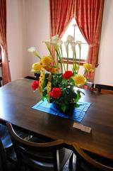 花で彩る西洋館34