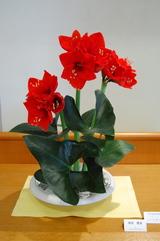 花で彩る西洋館4